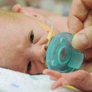 Újszülött cumi 0-3 hónapos korig